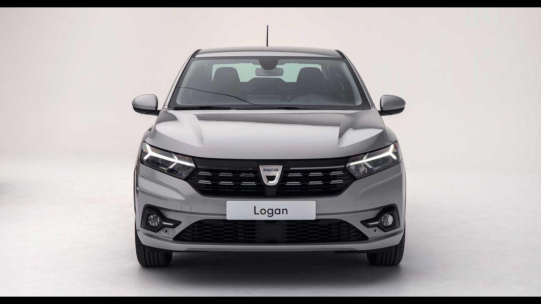 Dacia Logan (2021) Embargo 29.09., 6 Uhr