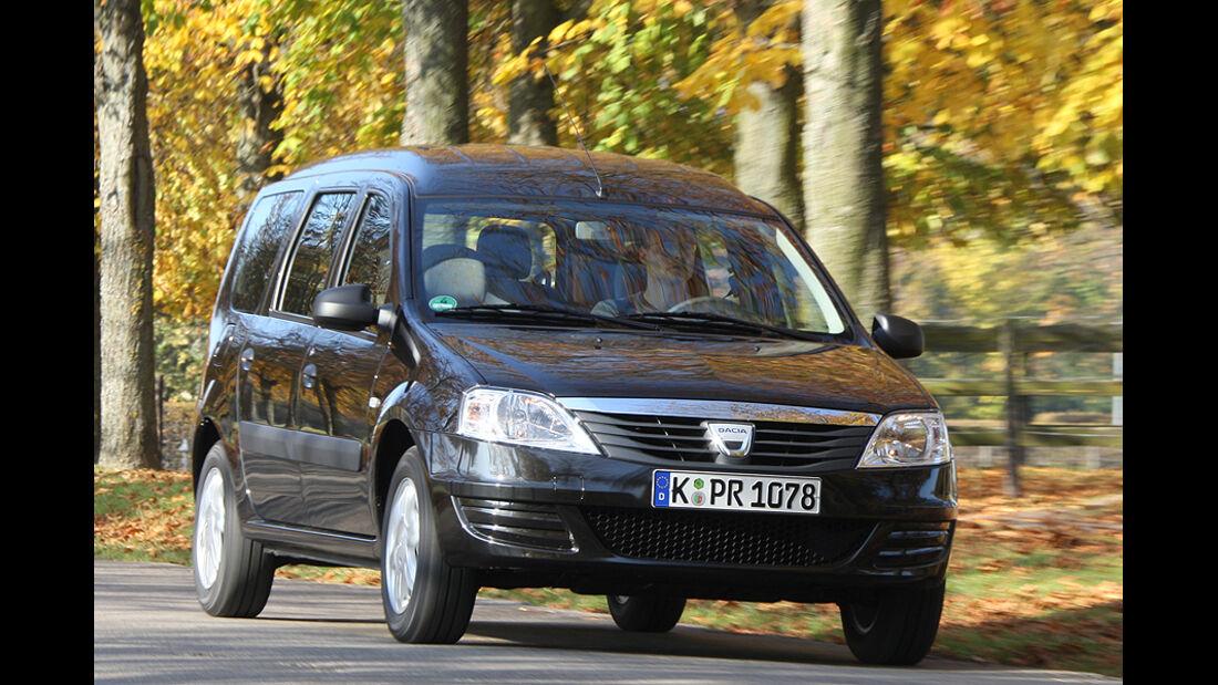 Dacia Logan MCV 1.6 MPI LPG