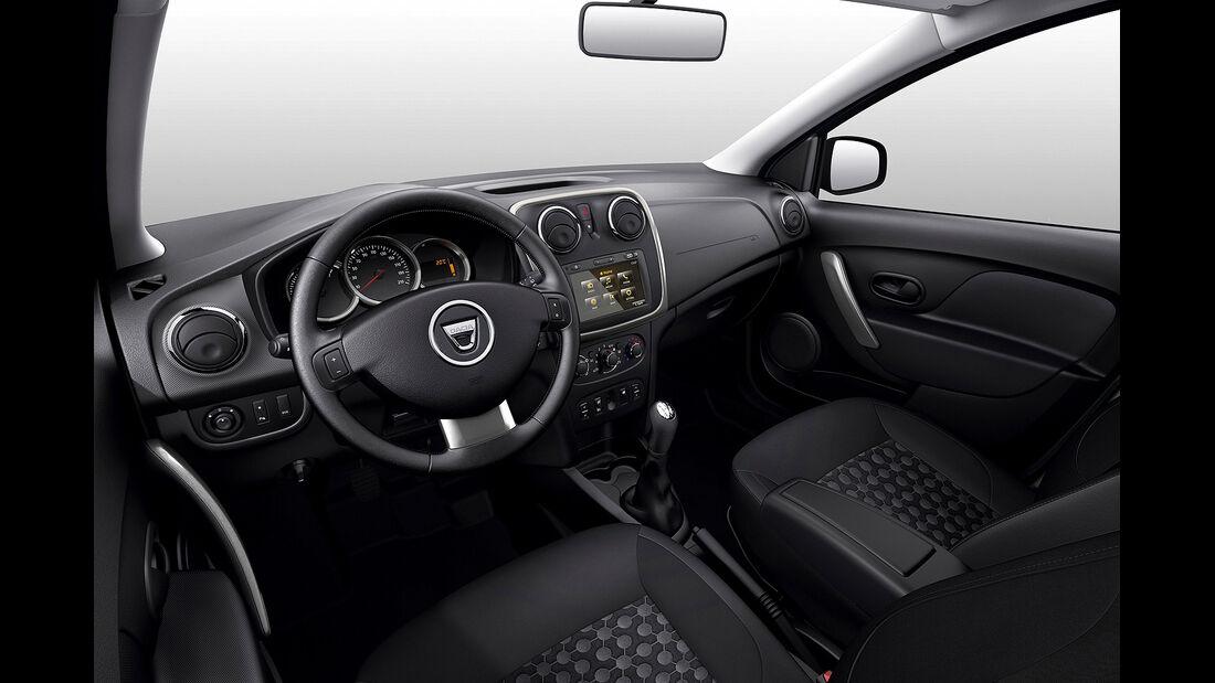Dacia Logan MCV, Innenraum, Cockpit