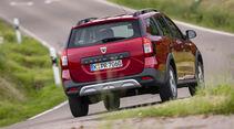 Dacia Logan MCV Stepway Tce 90, Exterieur