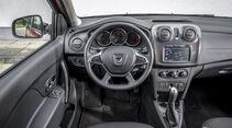 Dacia Logan MCV Stepway Tce 90, Interieur