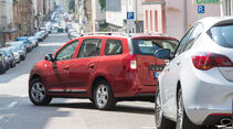 Dacia Logan MCV TCe 90, Einparken