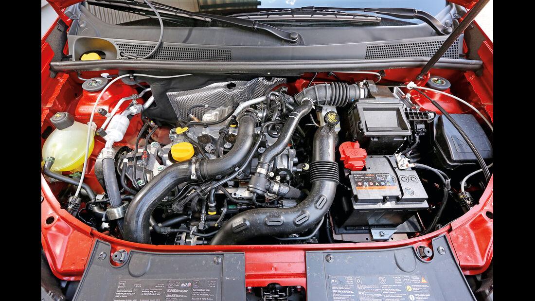 Dacia Logan, Motor