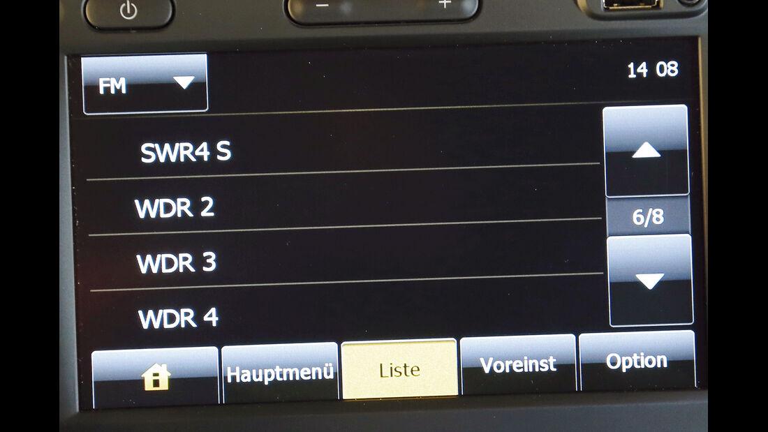 Dacia Sandero, Audio