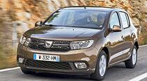 Dacia Sandero, Best Cars 2020, Kategorie B Kleinwagen