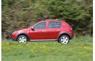 Dacia Sandero Stepway DCi 90, Seitenansicht