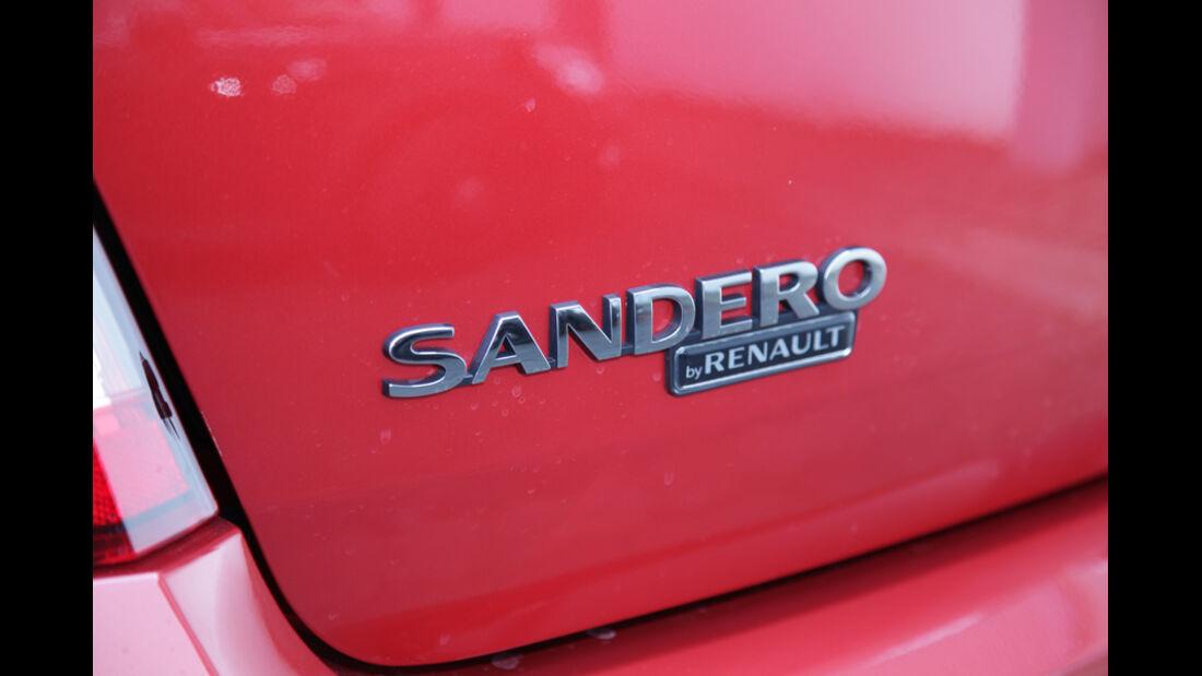 Dacia Sandero Stepway DCi 90, Typenbezeichnung