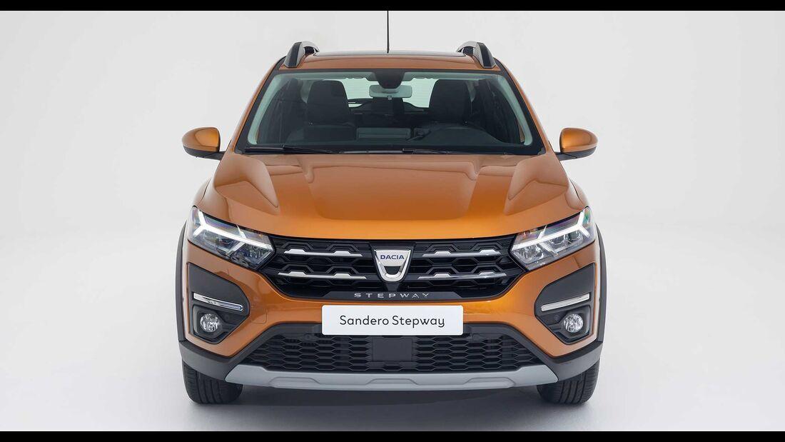 Dacia Sandero Stepway Embargo 29.09., 6 Uhr