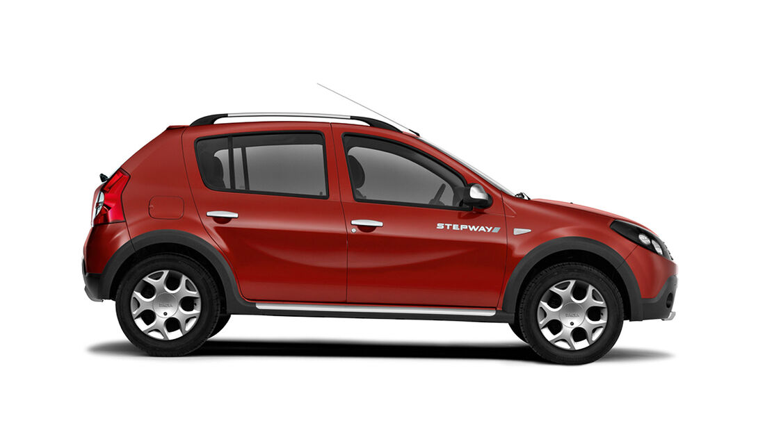 Dacia Sandero Stepway II