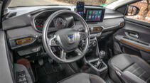 Dacia Sandero Stepway TCe 90 Comfort, Interieur