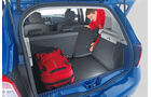 Dacia Sandero TCe 90 Lauréate, Kofferraum