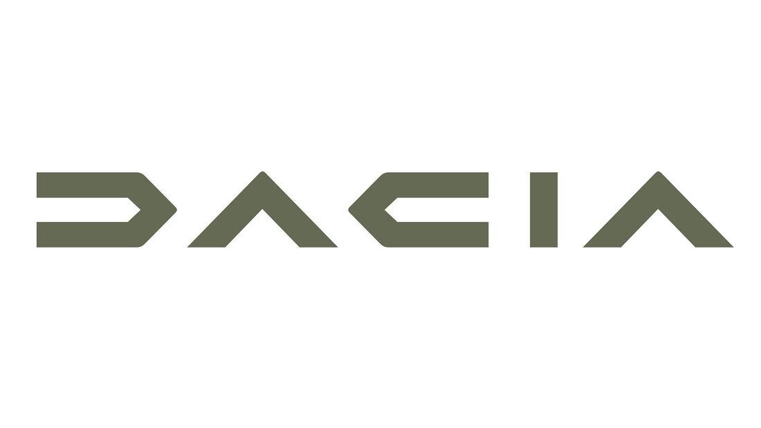 Dacia Schriftzug