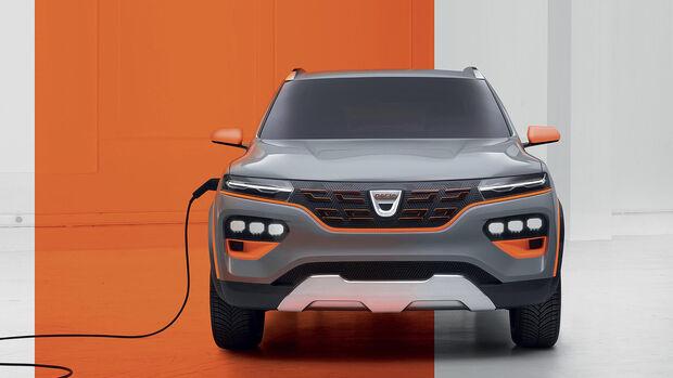 Dacia Spring Electrict