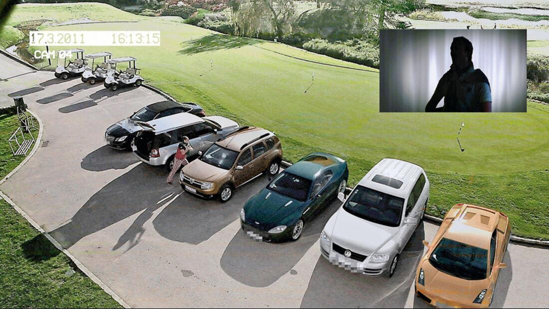 Dacia, verschiedene Modelle