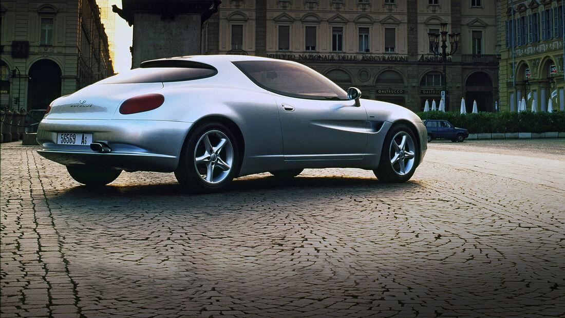 Daewoo Bucrane Concept 1995