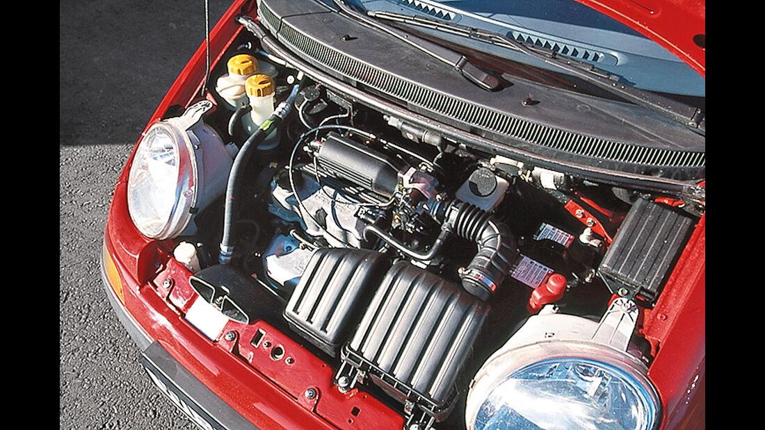 Daewoo Matiz, Motor