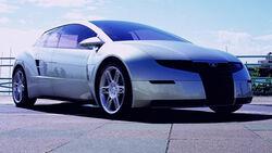 Daewoo Mirae Concept 1999
