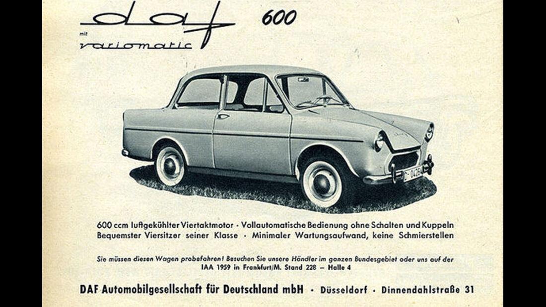 Daf, 600 IAA 1959