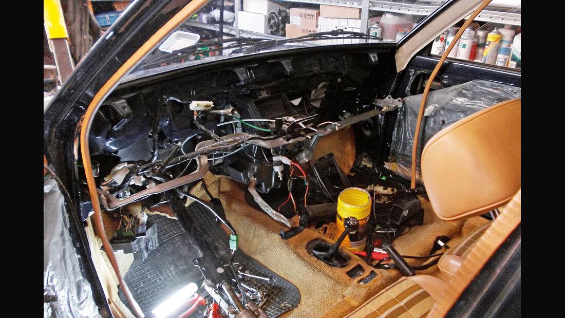 Daihatsu Charade G10, Cockpit, Elektrik