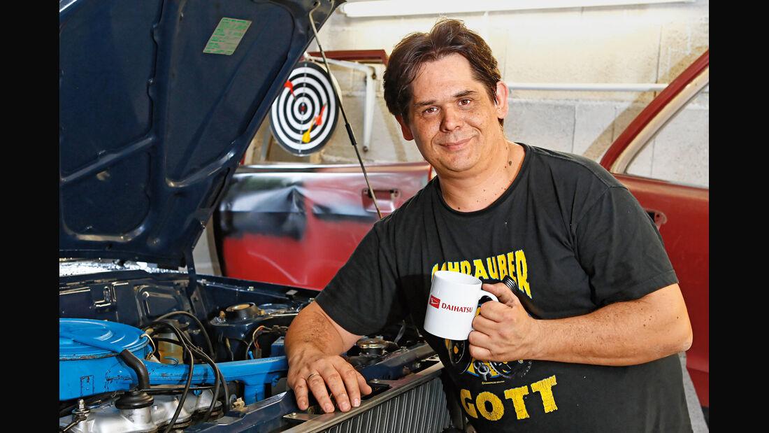 Daihatsu Charade G10, Rainer Adam