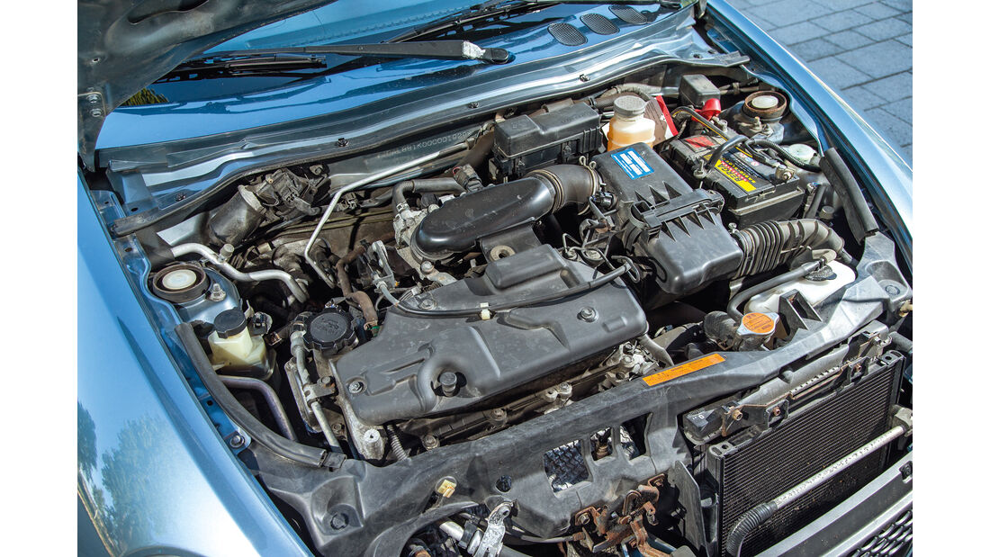 Daihatsu Copen, Motor