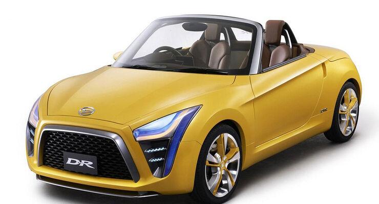 Daihatsu D-R Concept 2012