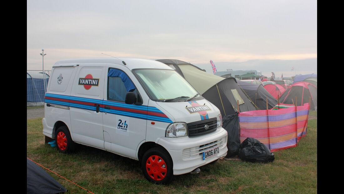 Daihatsu Extol - Fan-Autos - 24h-Rennen Le Mans 2015