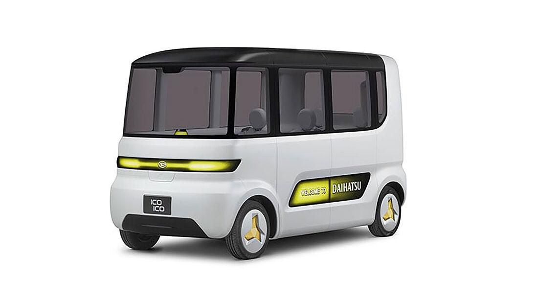 Daihatsu Ico Ico Concept