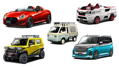 Daihatsu Kei Cars Tokio Motor Show