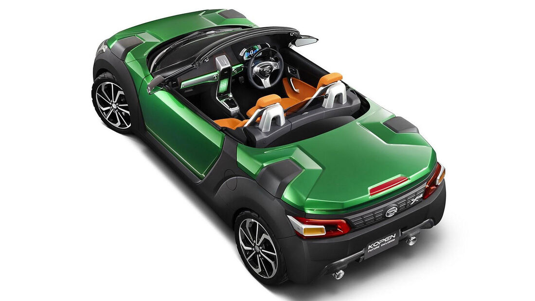 Daihatsu Kopen Concept Copen Tokio Motor Show 2013