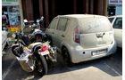 Daihatsu Sirion - F1 Abu Dhabi 2014 - Carspotting