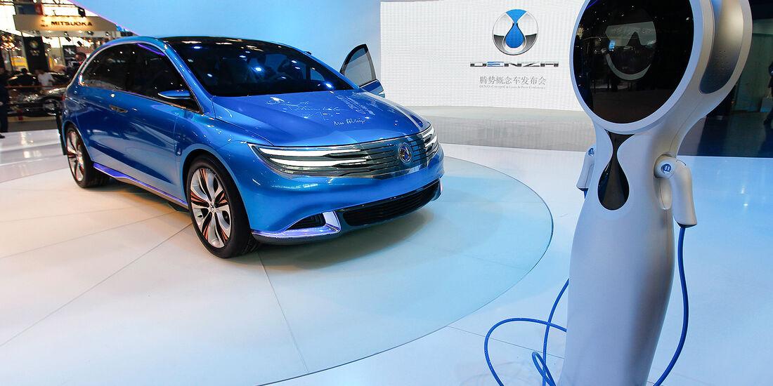 Daimler-BYD Denza