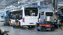 Daimler Buses baut Mercedes-Benz Citaro für den Transport von COVID-19-Patienten umDaimler Buses converts Mercedes-Benz Citaro for transporting COVID-19 patients
