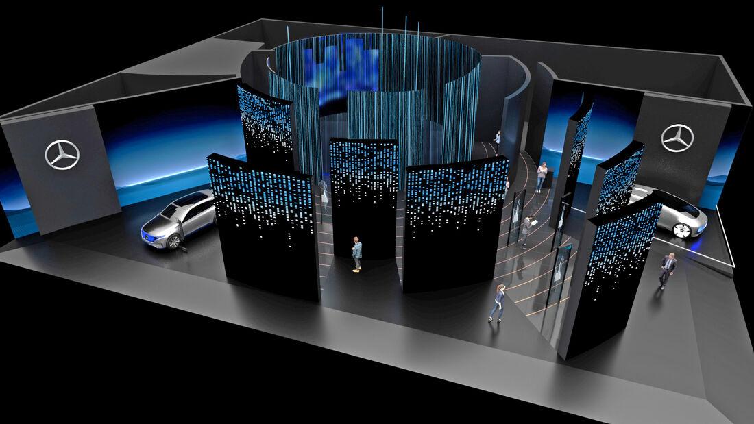 Daimler CES 2020
