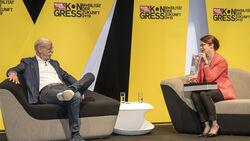 Daimler Chef, Dieter Zetsche, Interview, Kongress Mobilität der Zukunft 2019, ams1119