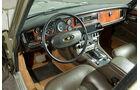 Daimler Double Six, Cockpit, Lenkrad