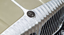 Daimler Double Six, Emblem, Kühlergrill