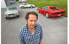 Daimler Double Six, Ferrari 512 TR, Mercedes SL 600, Michael Schröder
