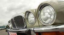 Daimler Double Six, Frontscheinwerfer