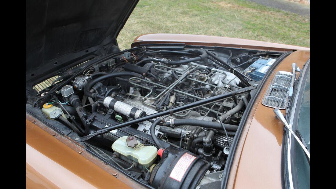 Daimler Double-Six Vanden Plas Series II, Motor