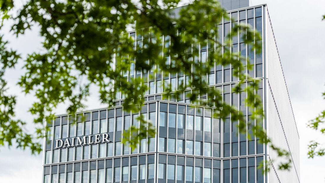 Daimler Firmengebäude