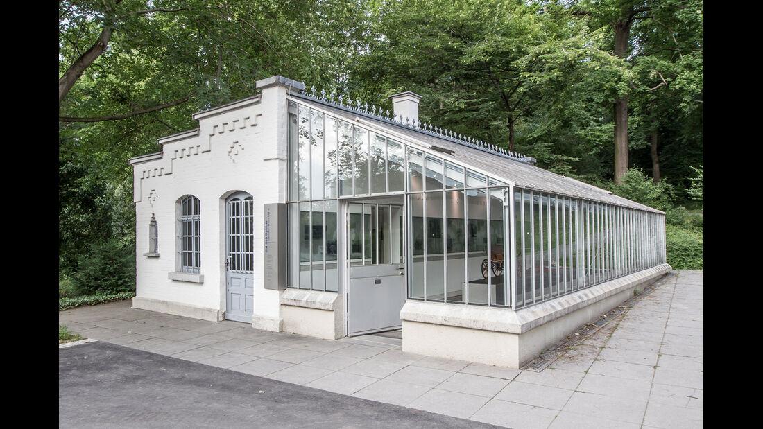 Daimler-Gartenhaus, Bad Cannstadt