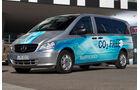 Daimler IAA Nutzfahrzeuge, Mercedes-Benz Vito E-CELL Kombi