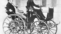 Daimler Motorwagen 1886, Gottlieb Daimler