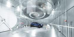 Daimler Prüfgebäude für EMV und Antennensysteme
