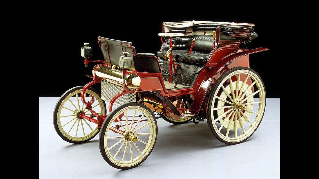 Daimler Riemenwagen 1895