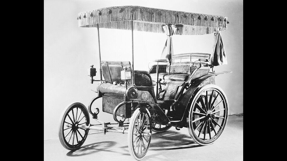 Daimler Riemenwagen 1897