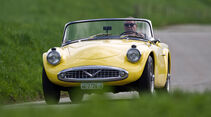 Daimler SP 250, Frontansicht