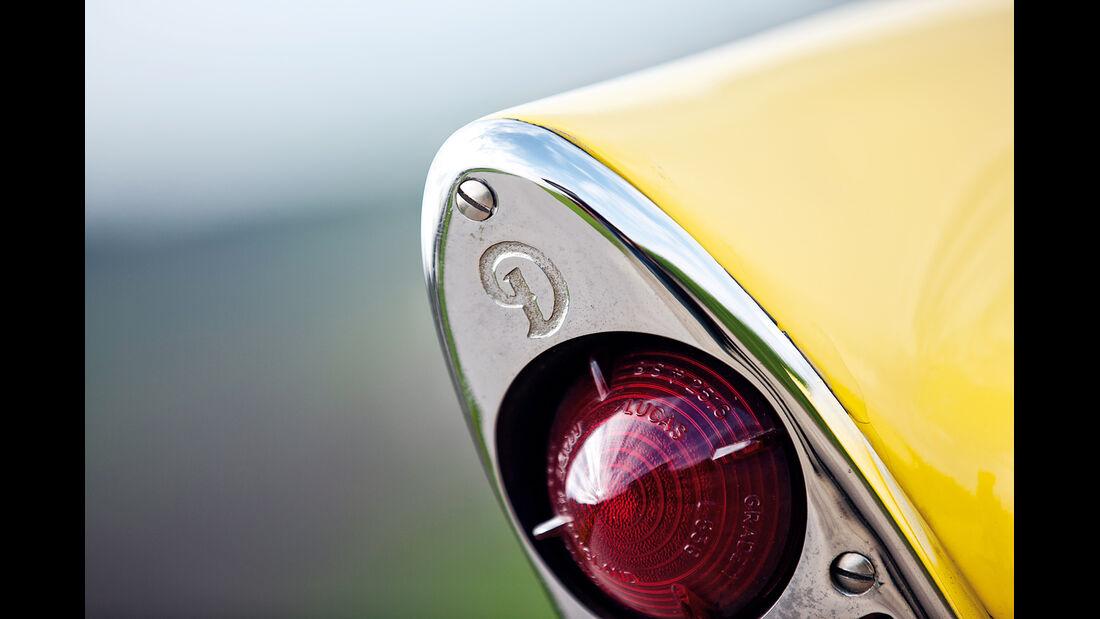 Daimler SP 250, Heckleuchte