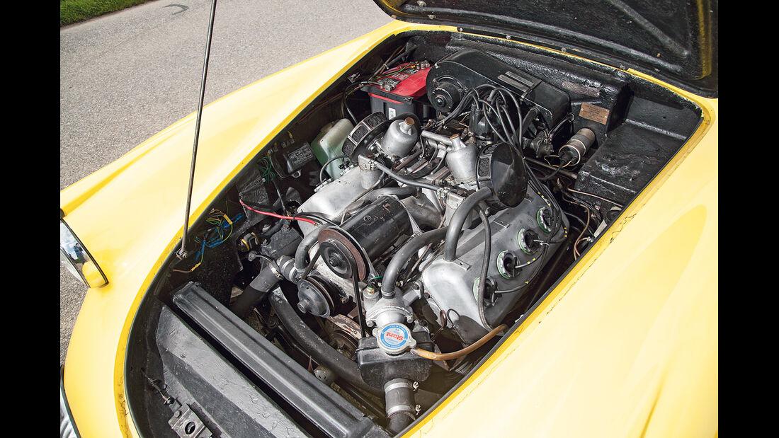 Daimler SP 250, Motor